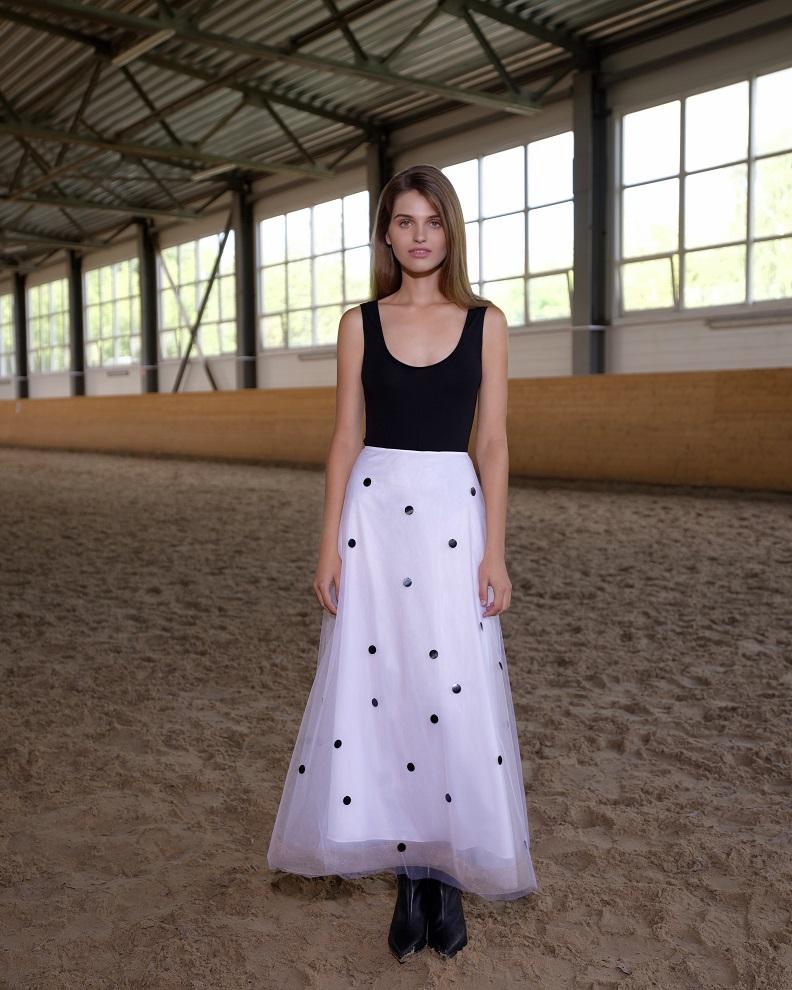 Skirt YNSS19-06WB small
